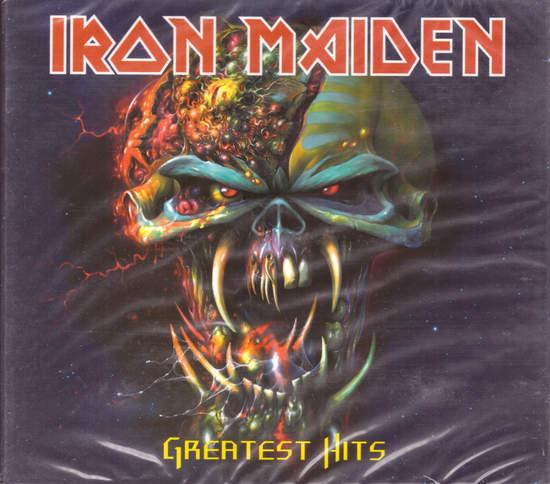 Iron Maiden - Greatest Hits - 2CD