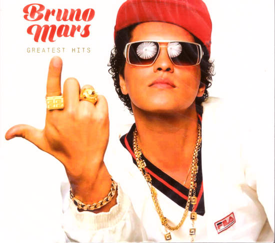 Bruno Mars - Greatest Hits - 2CD