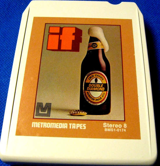 If - Double Diamond - 8-Track