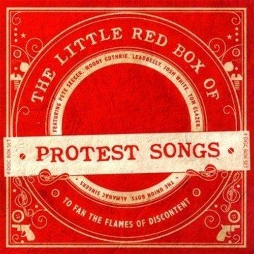 little Red Box Of Protest Songs