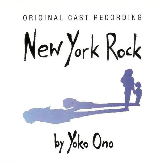 new York Rock By Yoko Ono