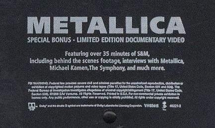 bonus Limited Edition