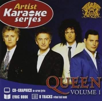 artist Karaoke Series quot Queen quot
