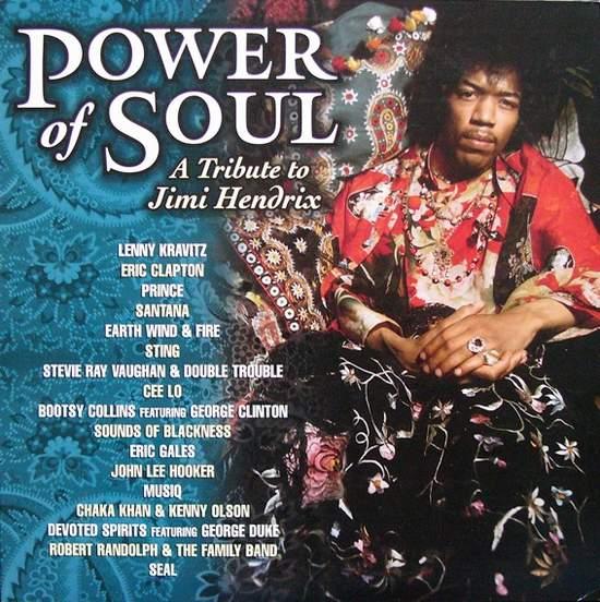 tribute To Jimi Hendrix