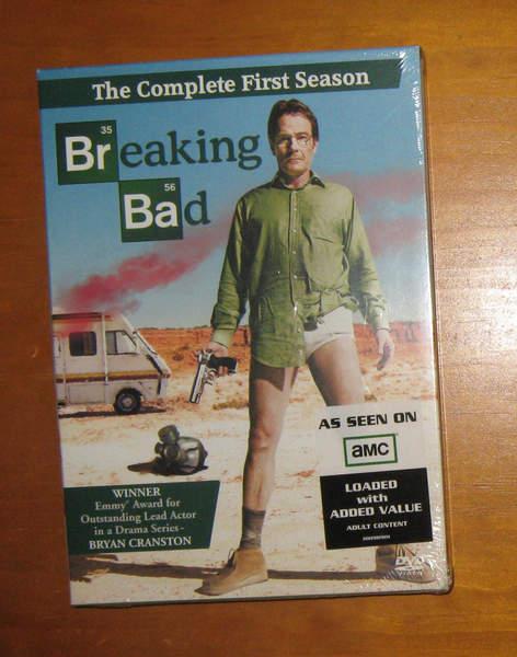 Breaking Bad - ...1 St Season : Tv Series - DVD