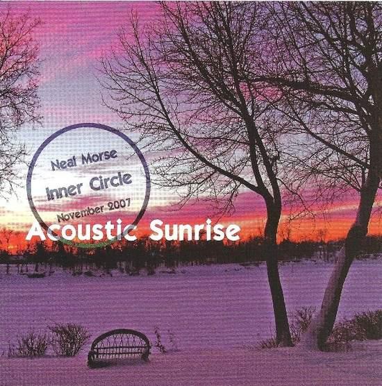 Neal Morse - Acoustic Sunrise - CDR