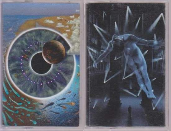 Pink Floyd - 4 Tape Lot - Cassette
