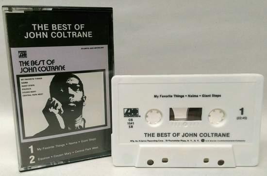 Johnny Guitar Watson - And John Coltrane - Cassette