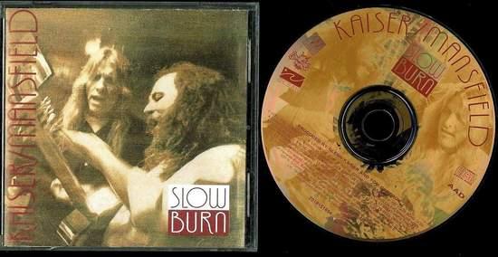 Kaiser Mansfield - Slow Burn - CD