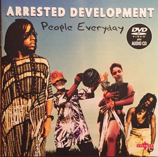 Arrested Development - People Everyday - CD DVD
