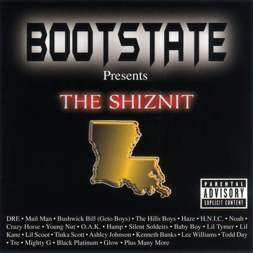 Bootstate Presents The Shiznit - Bootstate Presents The Shiznit - CD