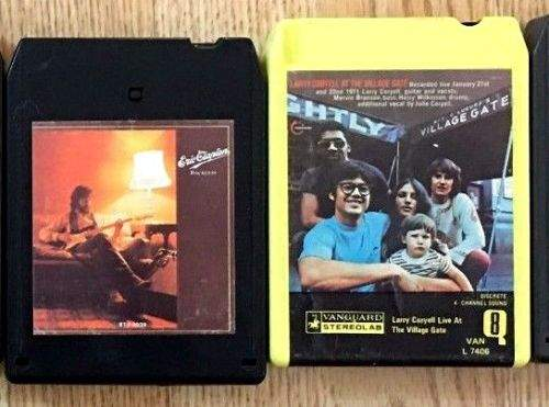 Larry Coryell - At The Village Gate - 8-Track