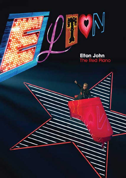 Elton John - The Red Piano Concert - DVD Box Set