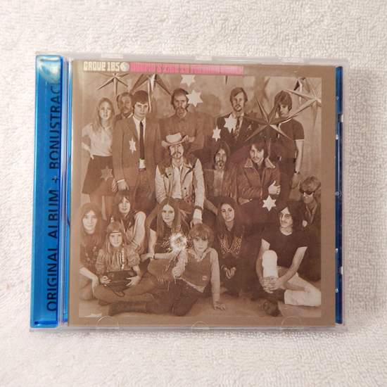 Group 1850 - Agemo's Trip To Mother Earth - CD