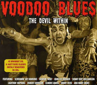 Various - Voodoo Blues - The Devil Within - CD