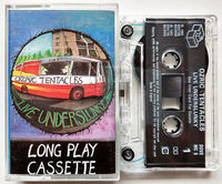 Ozric Tentacles - Live Underslunky - Cassette