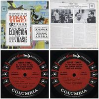 Duke Ellington & Count Basie - The Count Meets The Duke First Time - LP