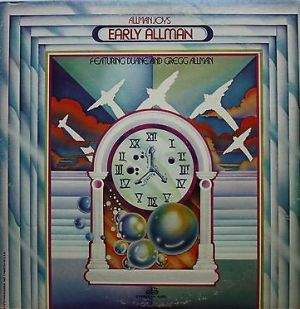 Allman Joys - Early Allman - LP