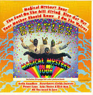 Beatles - Magical Mystery Tour - LP