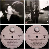 John Lennon & Yoko Ono - Double Fantasy - LP