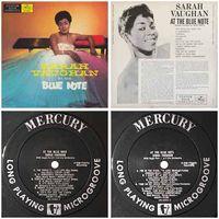 Sarah Vaughan - Sarah Vaughan At The Blue Note - LP