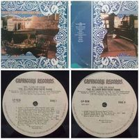 Allman Brothers - Win, Lose Or Draw - LP