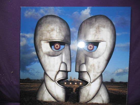 Pink Floyd - Division Bell CD