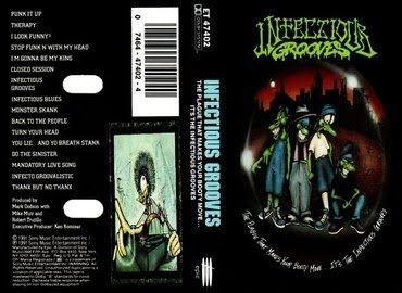 infectious grooves discography