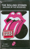 Rolling Stones - Sucking In The Seventies - Cassette