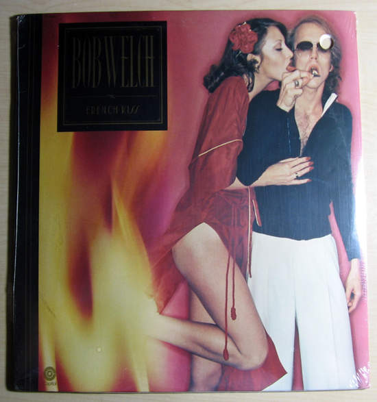 Bob Welch - French Kiss - Sealed - LP