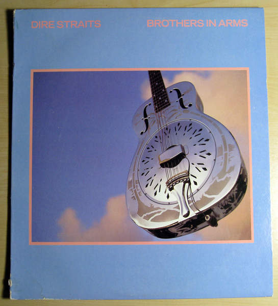 Dire Straits - Brothers In Arms - Limited Edition Quiex Ii Pressing - LP
