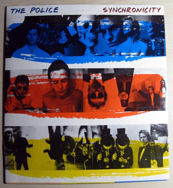 Police - Synchronicity - Audiophile Gray Translucent Vinyl - LP