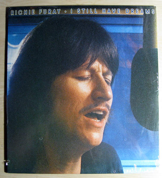 Richie Furay - I Still Have Dreams - Sealed - LP