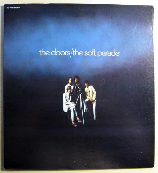 Doors - Soft Parade - 1970 Repress - LP