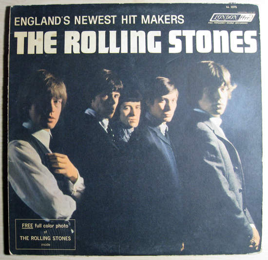 Rolling Stones - England's Newest Hit Makers - Original Press - LP