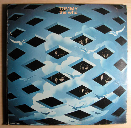 Who - Tommy - Original Pressing