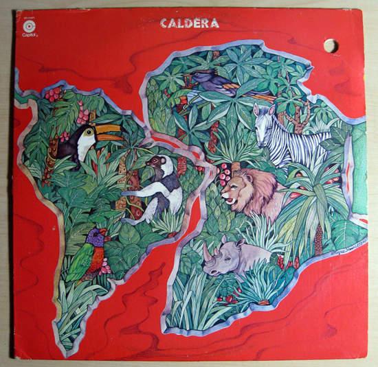 Caldera - Caldera - LP