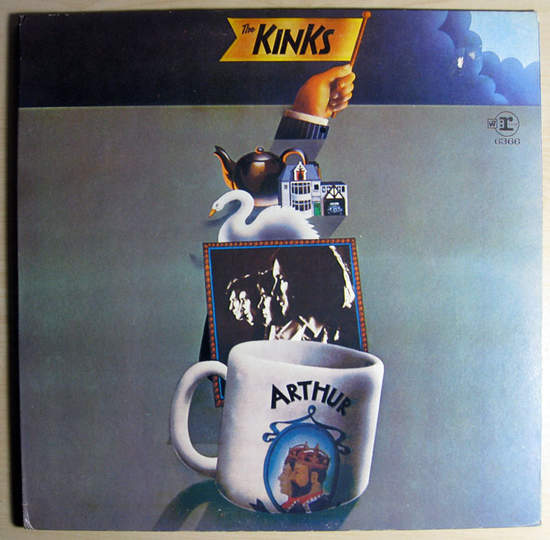 Kinks - Arthur Or The Decline And Fall Of The British Empire - LP