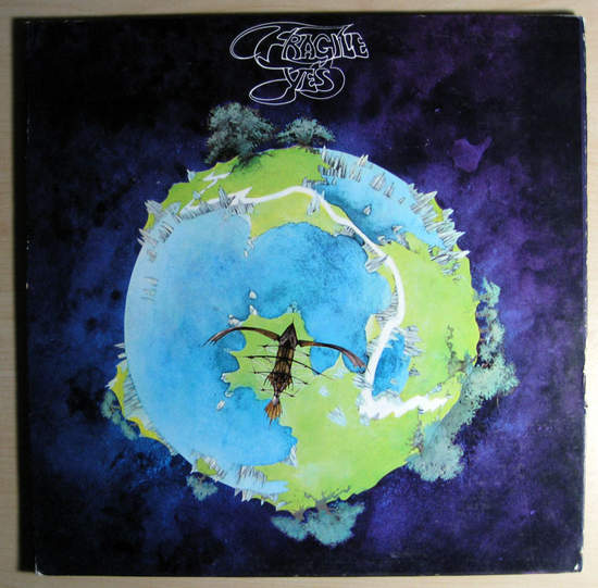 Yes - Fragile - LP