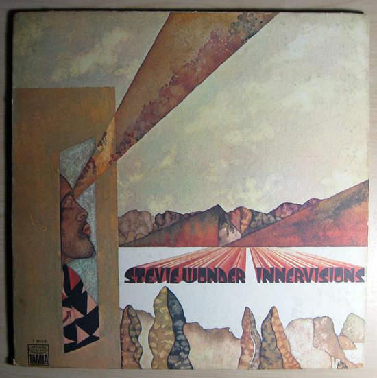 Stevie Wonder - Innervisions - LP