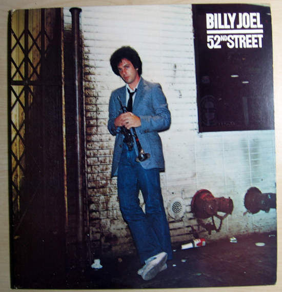 Billy Joel - 52nd Street - Sterling Mastered