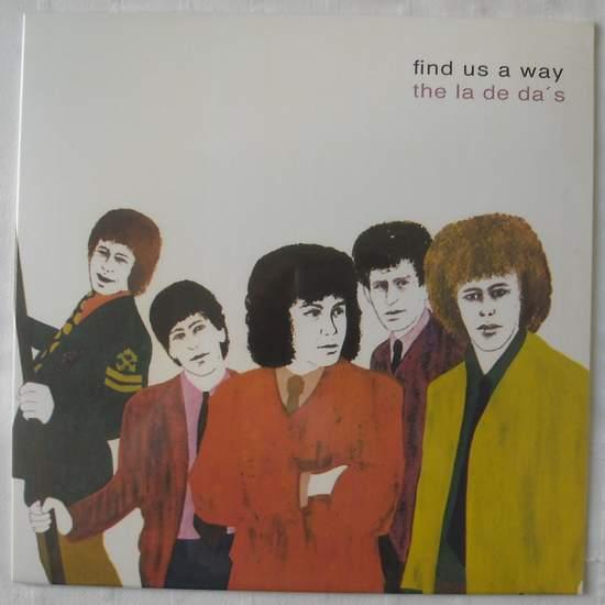 La De Da's - Find Us A Way - LP