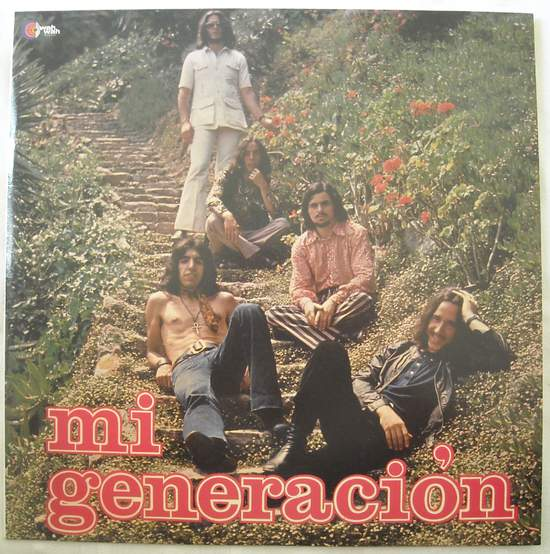 Mi Generacion - Same - 2LP