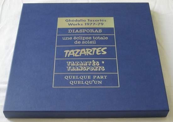 Ghedalia Tazartes - Works 1977-79 - LP Box Set