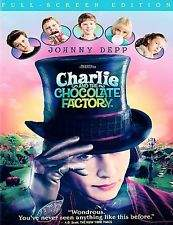 Tim Burton - Charlie And The Chocolate Factory - DVD