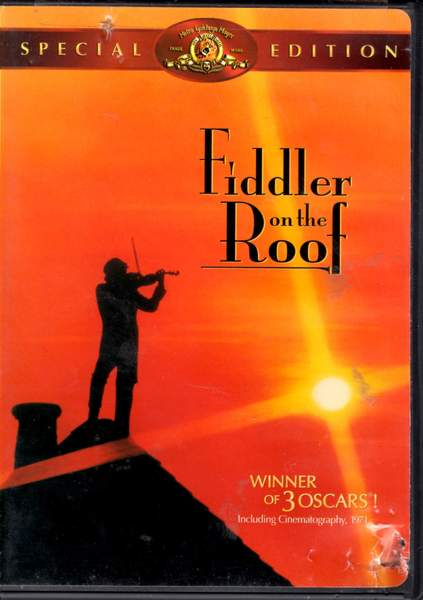 Norman Jewison - Fiddler On The Roof - DVD