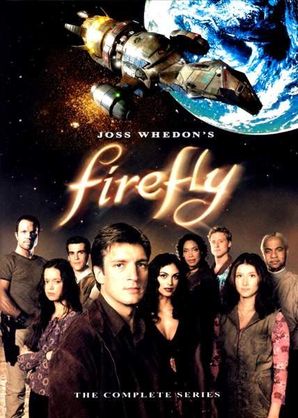 Joss Whedon - Firefly: Complete Series - DVDBoxSet