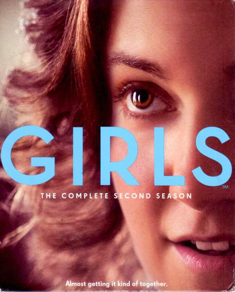 Lena Dunham - Girls: The Complete Second Season - Blu-ray