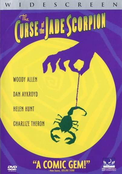 Woody Allen - Curse Of The Jade Scorpion, The - DVD