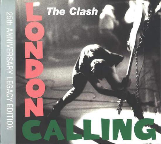 Clash - London Calling: 25th Anniversary Legacy Edition - 3CD